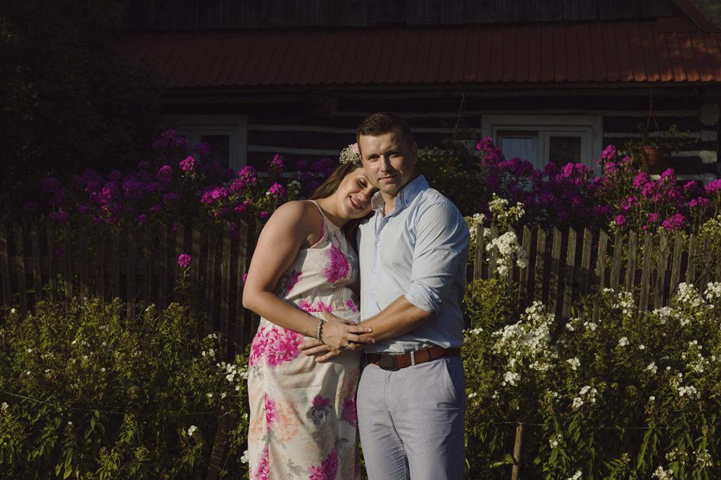 sesja ciążowa, fotografia ciążowa, StudioMandala