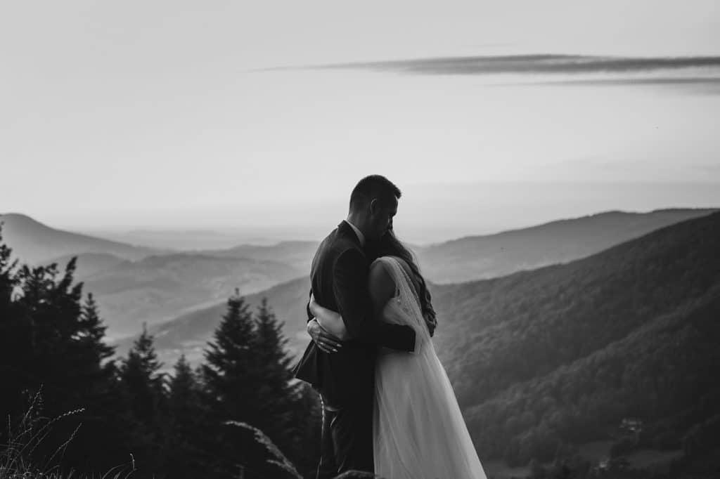 Plener w górach Limanowa