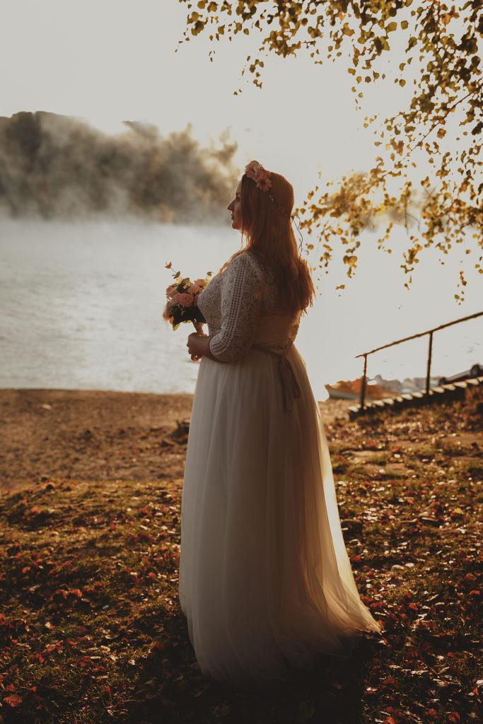 sesja ślubna Polańczyk Solina