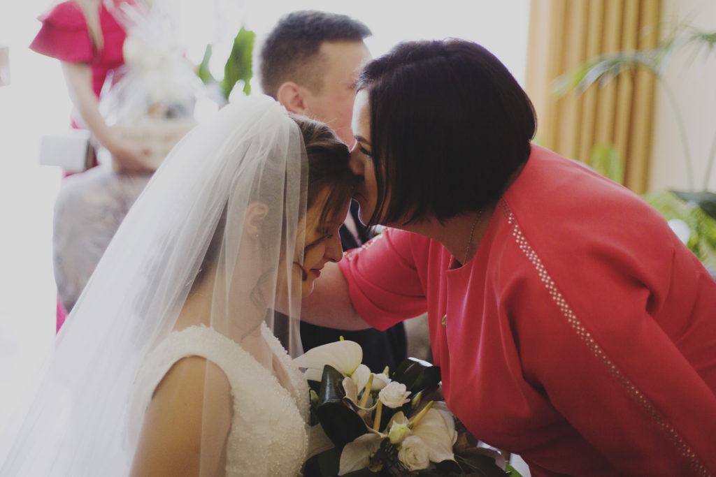 Ślub w Jamnej - Kościół pw. Matki Bożej Niezawodnej Nadziei